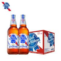 蓝带(Blue ribbon)经典啤酒 11度640ml*12瓶