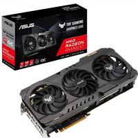 Asus/华硕华硕TUF-RX6800 6900XT O16G-GAMING 高端游戏显卡 华硕TUF-RX6900XT-O16G-GAMIN