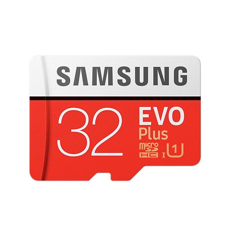 SAMSUNG 三星 EVO PLUS micro存储卡 64GB(UHS-III)