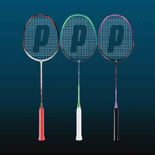PRINCE 王子 凌锋 全碳素羽毛球拍 双排