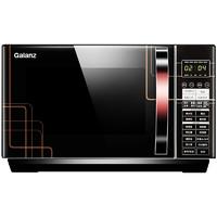 Galanz 格兰仕 微波炉光波炉家用平板式C2(TM)智能菜单简单操控25升900瓦蒸烤箱一体机