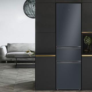 TCL 家用200升三开门电冰箱冷藏冷冻柜节能省电小型三门宿舍租房用
