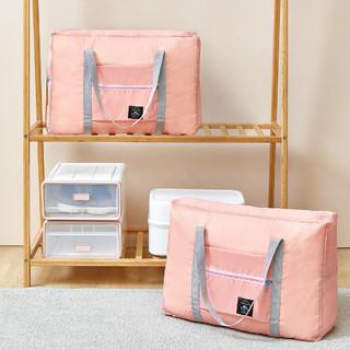 H&3 大容量衣物整理可手提可固定于行李箱防灰防尘可折叠旅行收纳包