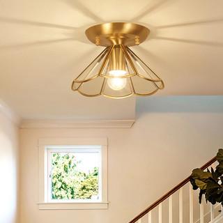 NVC Lighting 雷士照明 美式吸顶灯现代卧室简约客厅餐厅灯具奢华LED灯饰家用