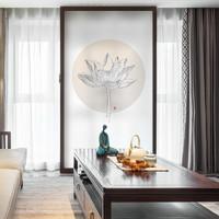 浪漫满屋 卫生间磨砂玻璃门窗户贴纸防走光透光不透明浴室防窥视全遮光贴膜
