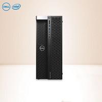 DELL 戴尔 Precision T5820塔式图形工作站台式机电脑主机至强W-2235/32G/256G 2T/P1000 4G/Linux/3年上门