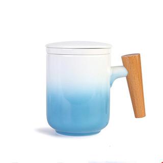 Le Bronte 朗特乐 茶水分离陶瓷茶杯
