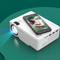 RUISHIDA 瑞视达 M1智能投影仪家用迷你全高清wifi手机无线同屏小型微型便携式宿舍投影机墙上看电影电视家庭影院 内置安卓智能系统