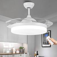 TCL 照明风扇灯具客厅吊灯隐形吊扇灯饰智能电风扇餐厅饭厅卧室