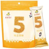 YON HO 永和豆浆 谷物早餐 即食纯豆浆粉180g 非转基因大豆 (18g*10袋)