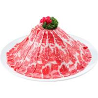 暖男厨房 原切牛肉片肥牛卷澳洲& 美味肥牛片
