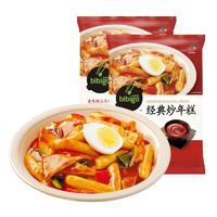 bibigo 必品阁 经典炒年糕 390g*2组合装  方便菜 晚餐食材 韩餐