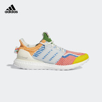 阿迪达斯官网 adidas ULTRABOOST 5.0 DNA 男鞋低帮跑步运动鞋GW5125 蓝/红/橘黄/绿/米色/柠檬黄 41(255mm)