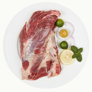 Grand Farm 大庄园 乌拉圭原切 牛腱子1kg 进口草饲牛肉生鲜