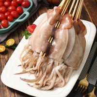 CHUXIAN 初鲜 冷冻鱿鱼串 大串 10串 650g  烧烤食材 国产海鲜水产