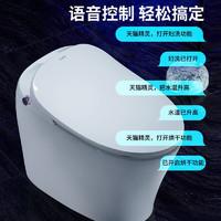 HUIDA 惠达 智能马桶全自动冲洗烘干紫外线杀菌 ET31-Q1 Pro(脚感冲水 智能语音控制)