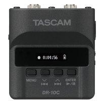 TASCAM DR-10CS小型录音机 支持森海索尼3.5接口领夹无线麦克风录音