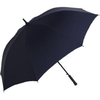 Paradise 天堂伞 超大号双人长柄伞直杆商务男士晴雨两用伞半自动抗风广告伞