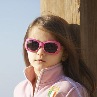 real kids shades 锐凯斯男女小孩婴儿童墨镜宝宝太阳眼镜2潮酷防紫外线3岁