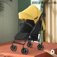 夏季简易婴儿推车超轻便折叠可坐可躺儿童宝宝小手推车便携式伞车