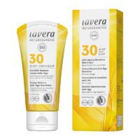 lavera 拉薇 德国lavera有机防晒霜spf30女物理夏季防晒防紫外线隔离美白孕妇