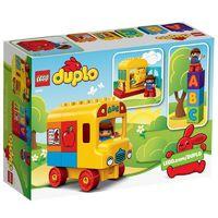 百亿补贴 : LEGO 乐高 得宝系列 10603 我的第一巴士和ABC