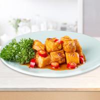 阿尔帝 挪威三文鱼肉即食罐头6盒装小鱼仔鱼干海鲜熟食零食小吃