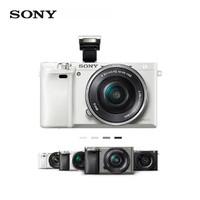 SONY 索尼 Sony/索尼 ILCE-A6000L套机 入门级高清旅游WiFi微单反相机a6000