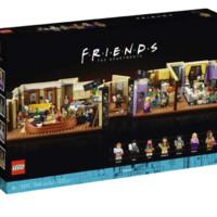 LEGO 乐高 Ideas系列 10292 老友记 莫妮卡的公寓