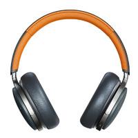 MEIZU 魅族 HD60 头戴式蓝牙耳机 生物振膜 触控操作 Type-C充电 蓝牙5.0 热带橙色