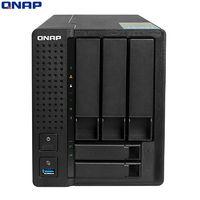 QNAP 威联通 通5盘位TS-551-2G内存标配双千兆SSD+HDD混合网络存储NAS