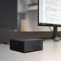 英特尔NUC 11代PAHI5/I3猎豹峡谷迷你办公网课电脑微型主机准系统(需用券)