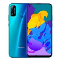 HONOR 荣耀 Play4T4000mAh大电池 4800万AI摄影手机 极光蓝 官方标配(6GB 128GB)