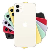 Apple 苹果 iphone 11 手机 白色 全网通128GB