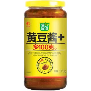 Shinho 欣和 葱伴侣黄豆酱 900g