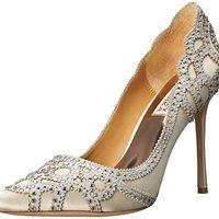 Badgley Mischka 女式 Rouge 高跟鞋