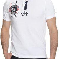 Tommy Hilfiger 汤米·希尔费格 男士 T 恤 / Polo 衫 883523631