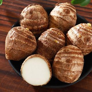 京东PLUS会员 : 山东芋头新鲜软糯香毛芋艿小 1斤中果