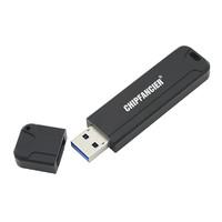 固态 U盘 2TB 2000GB 高端土豪 Win To Go USB3.1 CHIPFANCIER 3D NANO 2T
