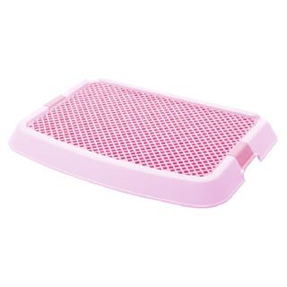 IRIS 爱丽思 单层猫厕所落砂垫脚垫平板式日本爱丽思猫砂垫落砂垫