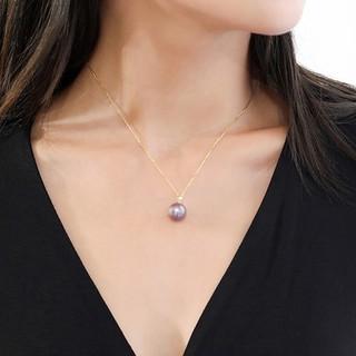 京东PLUS会员 : N2it 女士珍珠吊坠 赠银链