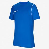 NIKE耐克 大童跑步训练透气运动休闲短袖T恤BV6905-463 L