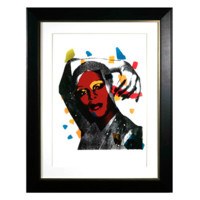 buybuyART 买买艺术 安迪·沃霍尔 限量版画《女士们先生们》作品尺寸90x60.95cm 限量500版