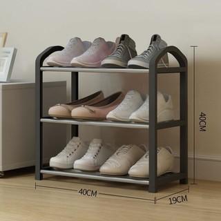 家用简易鞋架子 三层 45cm