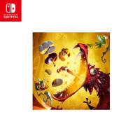 Nintendo 任天堂 Switch游戏兑换卡《雷曼:传奇 终极版》