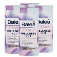 Balea 芭乐雅 dm德国balea芭乐雅7天焕活泛醇修复皮肤屏障敏感肌 精华安瓶4盒