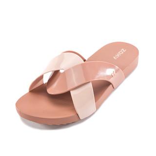 ZAXY 17543-90621 女士果冻凉拖鞋