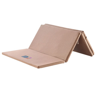 nature 大自然 宿舍垫子床垫学生便宜单人0.9m寝室硬棕可拆折叠冬夏两用1m