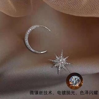 KRISTEN JUDI 韩国原创饰品品牌KJ-不对称D耳环