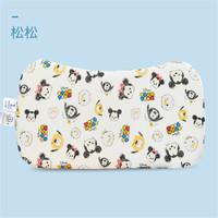 Disney 迪士尼 全棉儿童枕头春夏新生婴儿宝宝透气蝶形记忆棉枕吸汗慢回弹